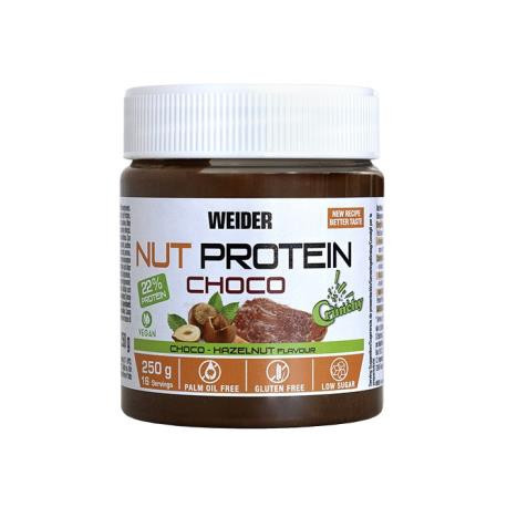 Nut Protein Crema De Chocolate Crunchy 250gr.