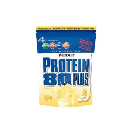 Weider Protein 80 Plus Vainilla 500gr.
