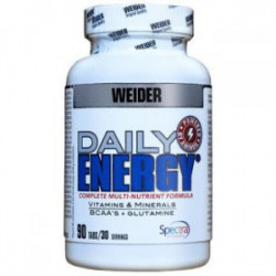 Weider Daily Energy 90comp.