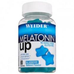 Weider Gummy Up Revolution Melatonina 60gominolas
