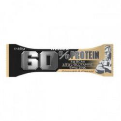 Weider Protein 60% Barritas Cookie-crema 24ud.