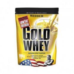 Weider Gold Whey Platano 500gr.