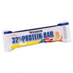 Weider Protein 32% Barritas Banana 24ud.