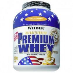 Weider Premium Whey Vainilla-caramelo 2,3kg.