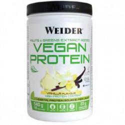 Weider Vegan Protein Vainilla 540gr.