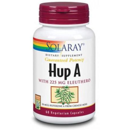 Hup A Solaray 60 cap Solaray