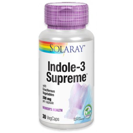 Indole 3 Supreme Solaray
