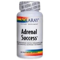 Adrenal Succes Estrés 60 capsulas Solaray