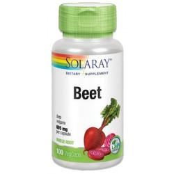 Remolacha Beet Root 100 cap Solaray