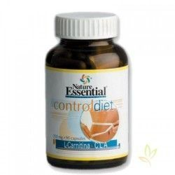 L-Carnitina + CLA (acido linoleico conjugado) 350 mg. 90 Capsulas