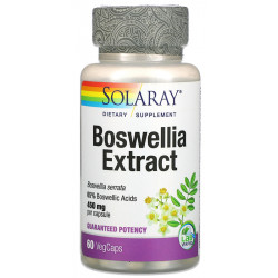 Boswellia 450Mg Solaray