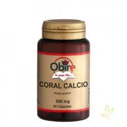 Calcio coral 500 mg.
