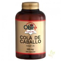 Cola de Caballo (Equisetum arvense) 300 mg.
