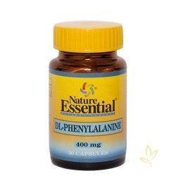 DL-Fenilalanina 400 mg. 50 Cápsulas