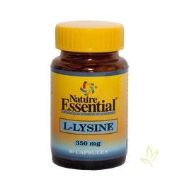 L-Lysina 350 mg. 50 Cápsulas