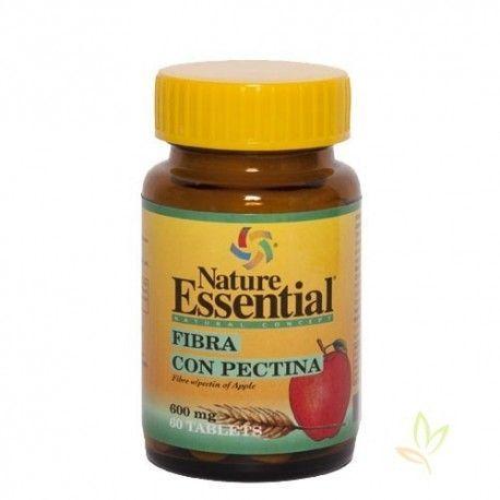 Fibra vegetal con Pectina 600 mg.