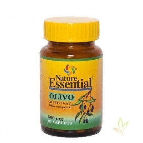 Olivo (Olea europaea) 500 mg.