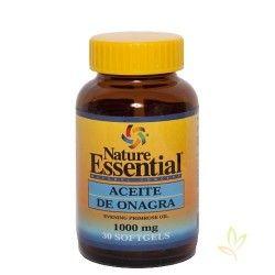 Aceite de onagra 1000 mg. 30 perlas