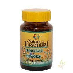 Borraja y Onagra 500 mg.