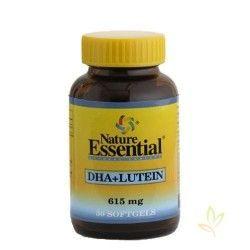 DHA + Luteina 615 mg.
