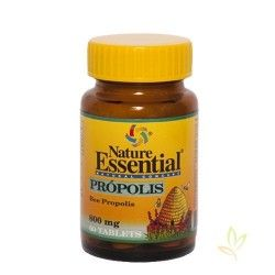 Propolis (propolis + equinacea + vitamina C) 800 mg.