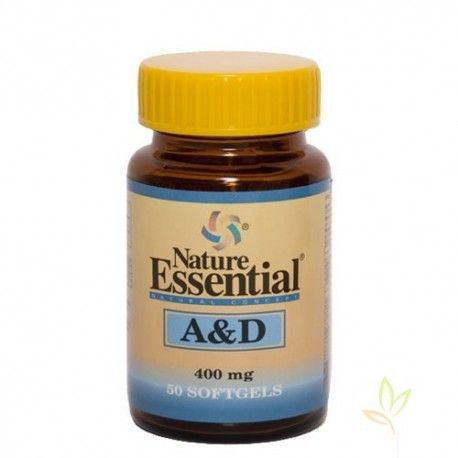 Vitaminas A y D