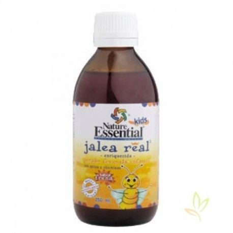 Jarabe infantil de jalea real con própolis, taurina y vitaminas 250 ml.