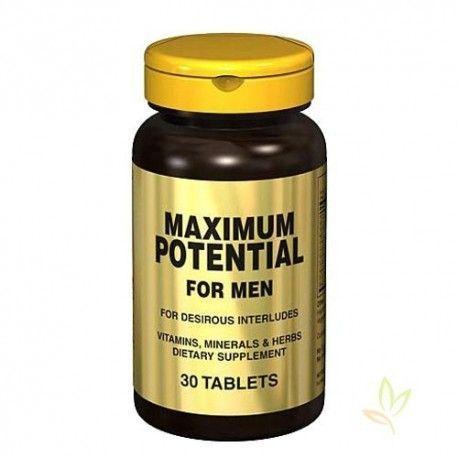 Maximo Potencial para hombres