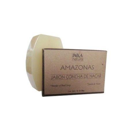 Jabón de Concha de Nacar (80gr)