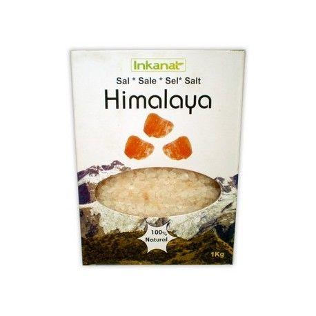 Sal del Himalaya Gruesa 1Kg.