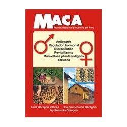 Libro Maca planta de los Incas