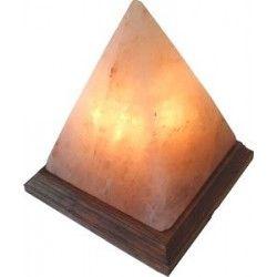 Lámpara de sal PIRAMIDE