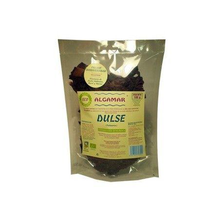 Alga Dulse (Palmaria palmata) BIO 100gr.