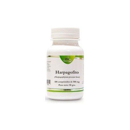 Harpagofito (Harpagophytum procumbens) 500 mg.100 Comp.