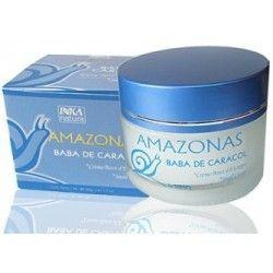 Crema de Baba de Caracol AMAZONAS