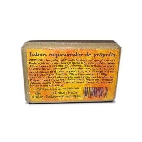 Jabón Regenerador de Propolis