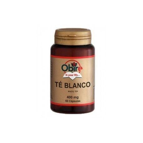 Te blanco (Thea sinensis) 400 mg.