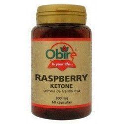 Raspberry Ketone - Cetona de Frambuesa 300mg. 60 Cápsulas