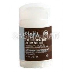 Desodorante de alumbre (desodorante natural)