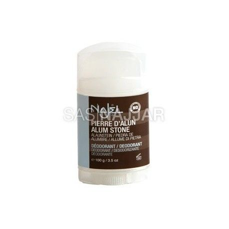 Desodorante de alumbre natural stick