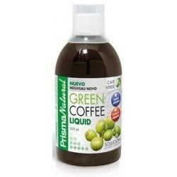Café verde líquido (Liquid Green Coffee)