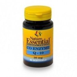 Co-Enzima Q-10 30 mg. 60 Perlas