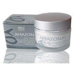 Crema de Veneno de Serpiente AMAZONAS