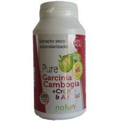 Pure Garcinia + Cromo y Abedul