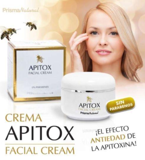 Crema de veneno de abeja