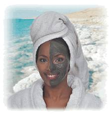 Barros del Mar Muerto envasados