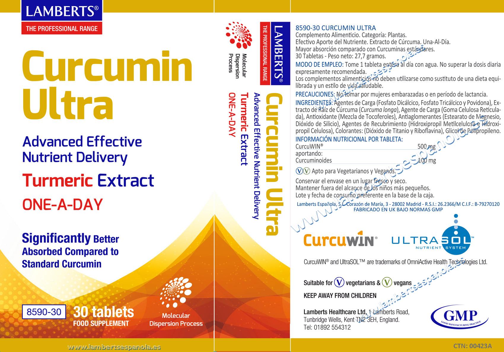 Curcumina Extra