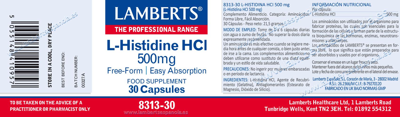L-Histidina