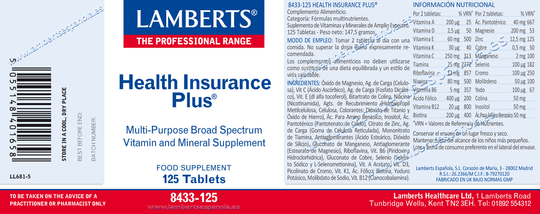 Health Insurance Plus