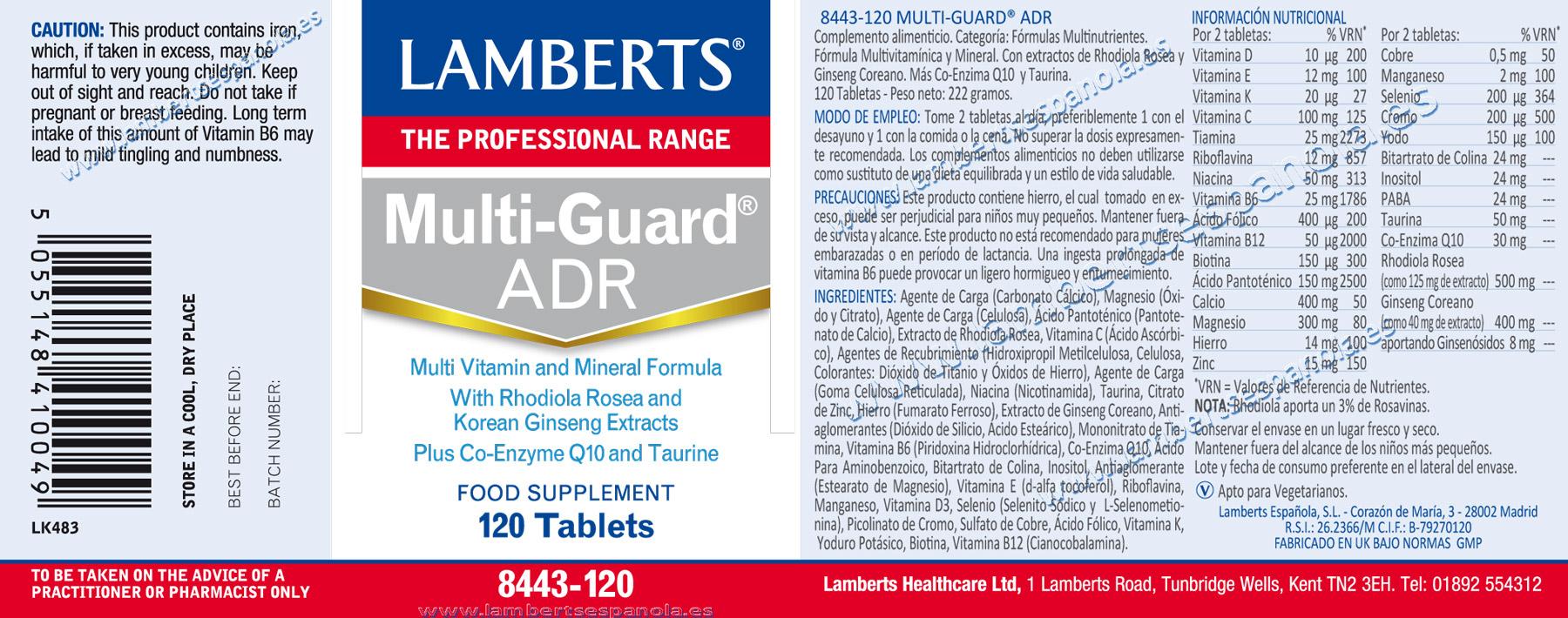 Multiguard ADR